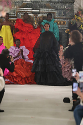 Naomi Campbell walks the runway during the Valentino show as part of Paris Haute Couture Fashion Week Spring/Summer 2019 on January the 23rd, 2019 in the hotel Salomon de Rothschild Paris, France. Photo by Raul Benegas/ABACAPRESS.COM