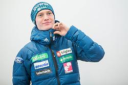 Tilen Bartol during press conference of Slovenian Nordic Ski team before new season 2017/18, on November 14, 2017 in Gorenje, Ljubljana - Crnuce, Slovenia. Photo by Vid Ponikvar / Sportida