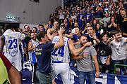 Rok Stipcevic<br /> Dinamo Banco di Sardegna Sassari - Consultinvest Victoria Libertas Pesaro<br /> Lega Basket Seire A 2016/2017<br /> Sassari 30/10/2016<br /> Foto Ciamillo-Castoria
