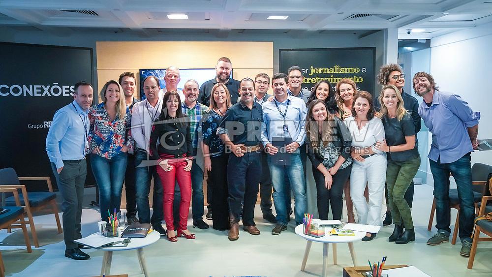 19/04/2018; Conexões RBS.  FOTO: Jefferson Bernardes/ Agência Preview