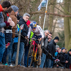 2019-12-15: Cycling: Overijse: Tom Pidcock ended second