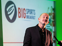 Eddie 'The Eagle' Edwards talks at the Big Sports Breakfast - Mandatory by-line: Robbie Stephenson/JMP - 29/04/2016 - FOOTBALL - Ashton Gate - Bristol, England - Bristol Sport Big Sports Breakfast Eddie The Eagle