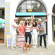 La Jolla's Little Vitamin Shop Grand Opening 2016