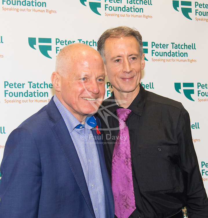 Old Town Hall, Stratford, London - 28 November 2015. Singers Marc Almond, Ronan Parke, Heather Peace and Asifa Lahore headline the Peter Tatchell Foundation's inaugural Equality Ball, a fundraiser for the foundation's LGBTI and human rights work, with guest of honour Sir Ian McKellen  joined by Michael Cashman. PICTURED:   //// FOR LICENCING CONTACT: paul@pauldaveycreative.co.uk TEL:+44 (0) 7966 016 296 or +44 (0) 20 8969 6875. ©2015 Paul R Davey. All rights reserved.