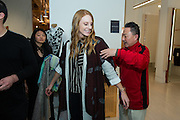 Content Magazine host its Content Lab: Sushi & Style at Kit & Ace Santana Row in San Jose, California, on January 21, 2016. (Stan Olszewski/SOSKIphoto)