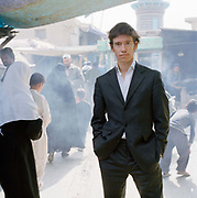 Rory Stewart, seen here in his role as chairman of the charity Turquoise Mountain. He was asked personally, by Prince Charles to take on the task of rebuilding the ancient heart of Kabul. His charity using local labour and the goodwill of the community is substantially into the task and has also set up a school training Afghans in traditional crafts. The area had literally been turned into a rubbish dump, now though using ancient skills the buildings are being restored to their former glory, Stewart is hopeful that he can contribute significantly to the local economy. He is also known for being a governor in Iraq, tutoring prince William and Harry, walking across Afghanistan with his dog and writing a book about it. He is currently standing for parliament in the ward of Penrith and Cumbria for the Conservative party.