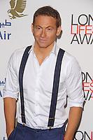 Joe Swash, London Lifestyle Awards 2014, The Troxy, London UK, 08 October 2014, Photo By Brett D. Cove