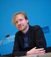 DEU, Deutschland, Germany, Berlin, 27.02.2014: <br />Pressekonferenz im Roten Rathaus: Der Musikproduzent Tim Renner (SPD) wird neuer Kulturstaatssekretär in Berlin.