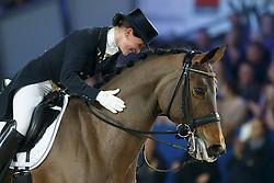 Verliefden Fanny, (BEL), Annarico <br /> Grand Prix Vian Group WDM<br /> Vlaanderen Kerstjumping - Memorial Eric Wauters - <br /> Mechelen 2015<br /> © Hippo Foto - Dirk Caremans<br /> 28/12/15
