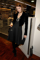 BEN GRIMES at a party to celebrate the launch of the Kova & T fashion label and to re-launch the Harvey Nichols Fifth Floor Bar, held at harvey Nichols, Knightsbridge, London on 22nd November 2007.<br /><br />NON EXCLUSIVE - WORLD RIGHTS