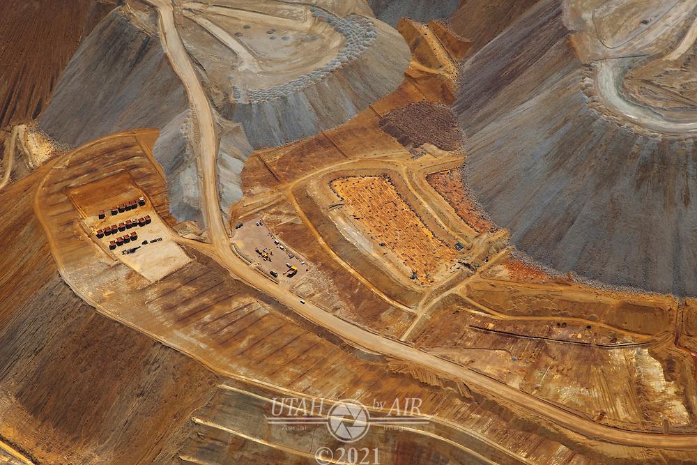 The Bingham Copper Open Pit Mine
