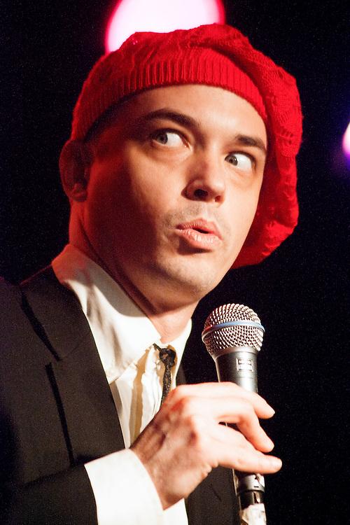 Nick Vatterott as Darrel Bluett - Schtick or Treat 2012 - November 4, 2012 - Littlefield