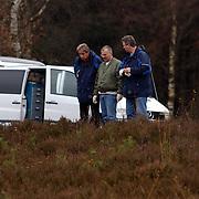 Lijk gevonden A27 parkeerplaats de Bosberg, technische recherche, zoekactie