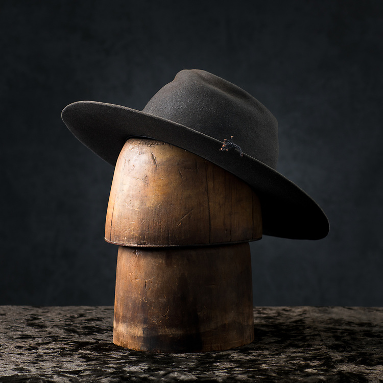 2018 February 09 - Several new hats from Recapitate Headwear out of Omaha, Nebraska.