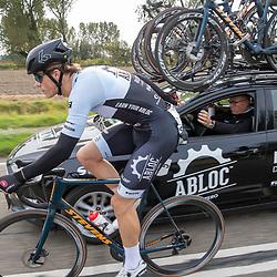 Philippine (NED) CYCLING OCTBER 17<br /> Omloop van de Braakman<br /> Lars Loohuis