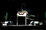 September 10-12, 2010: Italian Grand Prix. Sauber nose cone