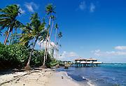Coconuts Beach Resort, Apia, Upolo, Western Samoa