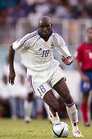 Fotball<br /> Frankrike v Costa Rica<br /> 09.11.2005<br /> Foto: imago/Digitalsport<br /> NORWAY ONLY<br /> <br /> <br /> Alou Diarra (Frankreich)