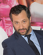 """WESTWOOD, CA - APRIL 28: Judd Apatow arrives at the premiere of Universal Pictures' """"Bridesmaids"""" held at Mann Village Theatre on April 28, 2011 in Los Angeles, California."""