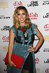 LOS ANGELES, CA - JUNE 7 Chiquibaby attends the 9th Annual Hola Mexico Film Festival Opening Night at the Regal LA LIVE in downtown Los Angeles, on June 7, 2017 in Los Angeles, California. Byline, credit, TV usage, web usage or linkback must read SILVEXPHOTO.COM. Failure to byline correctly will incur double the agreed fee. Tel: +1 714 504 6870.