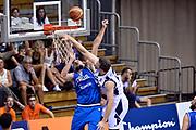 DESCRIZIONE : Trieste Nazionale Italia Uomini Torneo internazionale Italia Bosnia ed Erzegovina  Italy Bosnia and Herzegovina<br /> GIOCATORE : Mirza Teletovic<br /> CATEGORIA : Schiacciata Sequenza<br /> SQUADRA : Bosnia ed Erzegovina Bosnia and Herzegovina<br /> EVENTO : Torneo Internazionale Trieste<br /> GARA : Italia Bosnia ed Erzegovina  Italy Bosnia and Herzegovina<br /> DATA : 04/08/2014<br /> SPORT : Pallacanestro<br /> AUTORE : Agenzia Ciamillo-Castoria/GiulioCiamillo<br /> Galleria : FIP Nazionali 2014<br /> Fotonotizia : Trieste Nazionale Italia Uomini Torneo internazionale Italia Bosnia ed Erzegovina  Italy Bosnia and Herzegovina