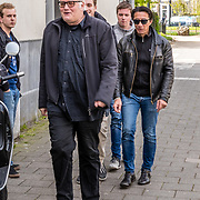 """NLD/Amsterdam/20170413 - boekpresentatie """"Buurman, wat doet u nu"""", Paul Ruven"""