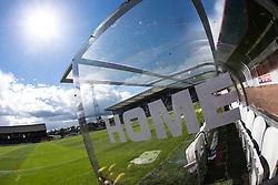 Dundee's home ground Dens Park.