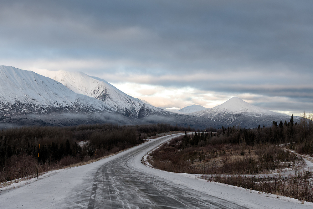 The Haines Highway, Yukon Highway 3, from Haines Junction to Haines, Alaska is one of the most stunning drives on the planet.