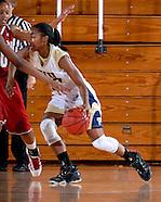 FIU Women's Basketball vs Indiana (Dec 18 2010)