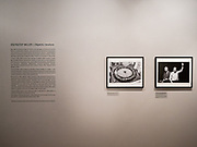 Exhibition of Polish documentary photographer Krzystof Miller at the Leica Gallery in Prague.