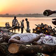To die in Varanasi