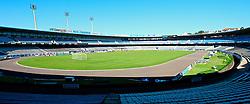 Vista do gramado do estádio Olimpico Monumental, em Porto Alegre. O Olímpico, como é conhecido é sede do Gremio Footbal Porto Alegrense. FOTO: Jefferson Bernardes/Preview.com