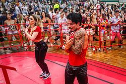 Coreógrafo Renan Kunha na Arena Vai no Gás durante a 24ª edição do Planeta Atlântida. O maior festival de música do Sul do Brasil ocorre nos dias 01 e 02 de fevereiro, na SABA, na praia de Atlântida, no Litoral Norte gaúcho. Foto: Cesar Lopes  / Agência Preview