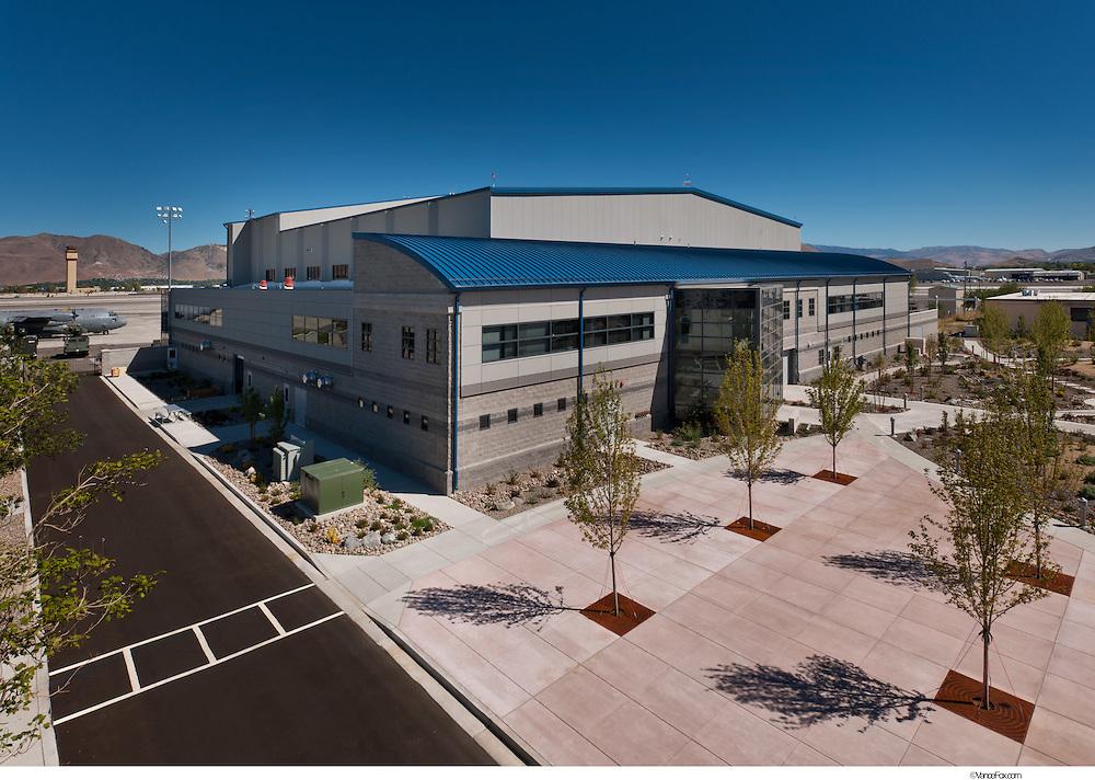 Military Nevada Air National Guard Facility, Reno, NV