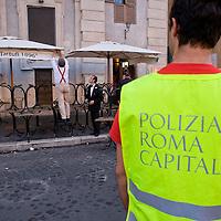 Roma, Piazza Navona, è ancora guerra sui dehors