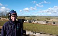 Photo: Alan Crowhurst.<br />Pat Eddery Racing Stables. 01/03/2006. Pat Eddery.