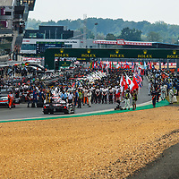 The Grid at Le Mans 24H 2020 on 19/09/2020
