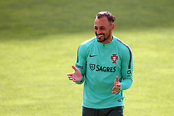 September 6, 2018 - Na - Loulé, 05/09/2018 - National Team AA: Preparation for the League of Nations: Adaptive training for the preparation match with Croatia at the Estádio Algarve. Beto; (Credit Image: © Atlantico Press via ZUMA Wire)