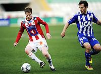 Fotball , 28. januar 2011, Copa del Sol , <br /> Tromsø - IFK Göteborg 0-2<br /> <br /> Tom Høgli , TIL<br /> Tobias Hysen , IFK