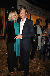 The HON.JAMES HOLLAND-HIBBERT and SHONA MCKINNEY at a party to celebrate the publication of Country Living by Kathryn Ireland held at Blanchards, 86-88 Pimlico Road, London SW1 on 25th September 2007.<br /><br />NON EXCLUSIVE - WORLD RIGHTS
