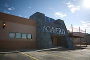 .Agavero restaurant and bar in El Paso Texas on Sunday morning, Oct. 11, 2009..