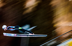 31.12.2017, Olympiaschanze, Garmisch Partenkirchen, GER, FIS Weltcup Ski Sprung, Vierschanzentournee, Garmisch Partenkirchen, Qualifikation, im Bild Andreas Stjernen (NOR) // Andreas Stjernen of Norway during his Qualification Jump for the Four Hills Tournament of FIS Ski Jumping World Cup at the Olympiaschanze in Garmisch Partenkirchen, Germany on 2017/12/31. EXPA Pictures © 2018, PhotoCredit: EXPA/ JFK
