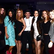 2011-11-10 La Monde II Fashion Show - Team meeting & Dinner
