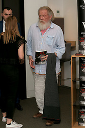 "Nick Nolte signed copy of his book ""Rebel: My life outside the lines"" at Waterstones Piccadilly in London, UK. 23 Mar 2018 Pictured: Nick Nolte. Photo credit: Fred Duval / MEGA TheMegaAgency.com +1 888 505 6342"