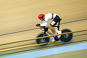 Men Individual Pursuit, Filippo Ganna (Italy), during the Track Cycling European Championships Glasgow 2018, at Sir Chris Hoy Velodrome, in Glasgow, Great Britain, Day 4, on August 5, 2018 - Photo Luca Bettini / BettiniPhoto / ProSportsImages / DPPI - Belgium out, Spain out, Italy out, Netherlands out -