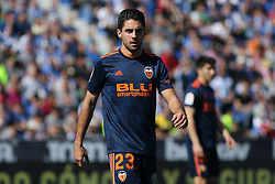 February 24, 2019 - Leganes, Madrid, Spain - Sobrino of Leganes in action during La Liga Spanish championship, football match between Leganes and Valencia, February 24th, Butarque stadium, in Leganes, Madrid, Spain. (Credit Image: © AFP7 via ZUMA Wire)