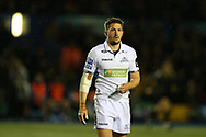 Henry Pyrgos of Glasgow Warriors looks on.Guinness Pro14 rugby match, Cardiff Blues v Glasgow Warriors Rugby at the Cardiff Arms Park in Cardiff, South Wales on Saturday 16th September 2017.<br /> pic by Andrew Orchard, Andrew Orchard sports photography.