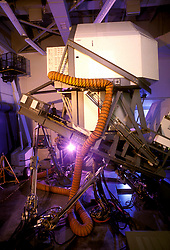 Stock photo of a training simulator at NASA in Houston Texas
