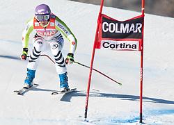 23.01.2011, Tofana, Cortina d Ampezzo, ITA, FIS World Cup Ski Alpin, Lady, Cortina, SuperG, im Bild Maria Riesch (GER, #17) // Maria Riesch (GER) during FIS Ski Worldcup ladies SuperG at pista Tofana in Cortina d Ampezzo, Italy on 23/1/2011. EXPA Pictures © 2011, PhotoCredit: EXPA/ J. Groder