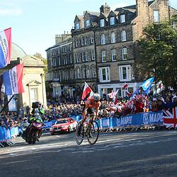 28-09-2019: WK wielrennen: Weg vrouwen: Yorkshire
